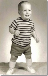 brian as baby