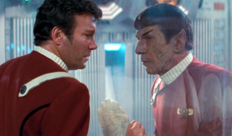 Death of spock